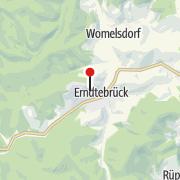 Map / Hallenbad Erndtebrück