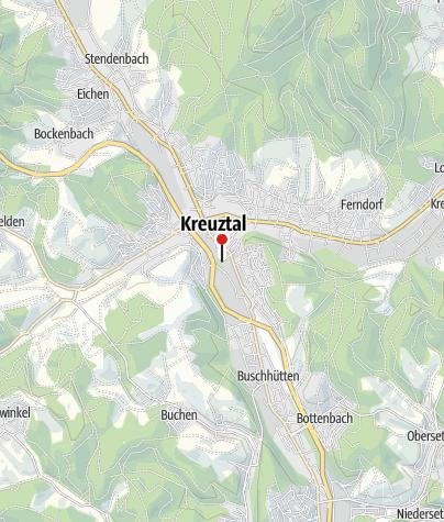 Map / Kulturbahnhof Kreuztal