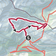 Map / Familienwanderung zu den Pfitscher-Joch-Seen