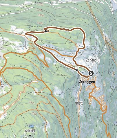 Karte / Hellela Family Loop