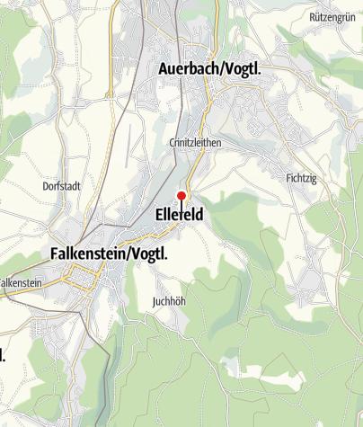 Map / Unteres Schloss Ellefeld