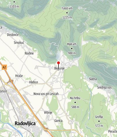 Map / The Avsenik Museum