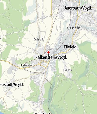 Map / Stadtpark Falkenstein