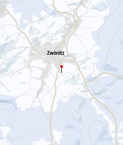 "Karte / Skilift ""Am Ziegenberg"""