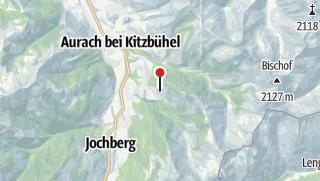 Karte / Obristalm, 1169 m