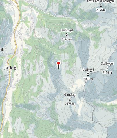 Karte / Schlichtenalm