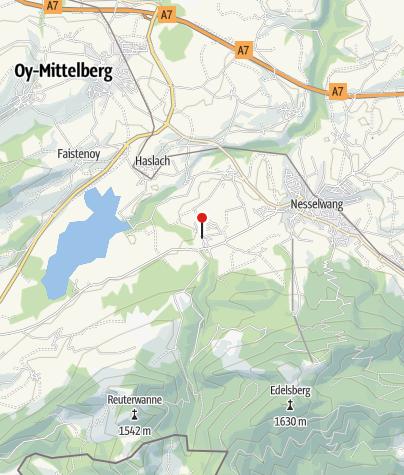 Karte / Wildbachalm