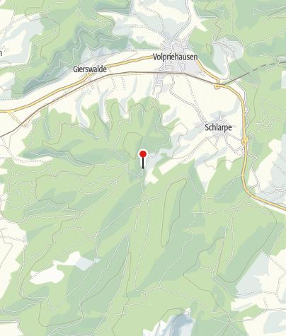 Karte / Naturerlebnispfad Volpriehausen