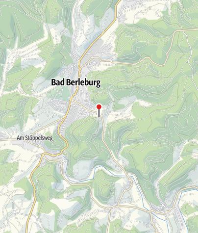 """Map / Augenstein - Wittgensteiner Schieferpfad """"Lenne"""""""