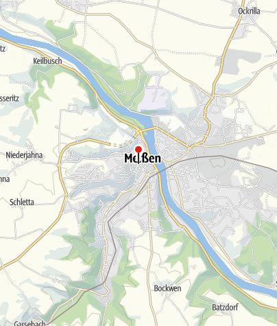Karte / Meißner Weihnacht