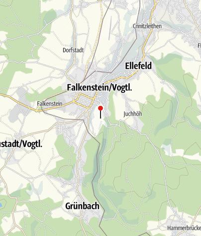 Karte / Gaststätte zum Holzbrunnen