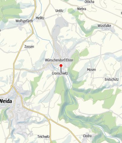 Karte / Gasthaus Zum Klosterhof