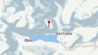 Map / Kosijev dom na Vogarju