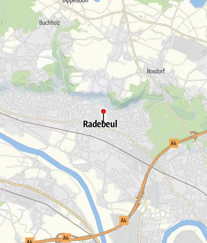 Karte / Lößnitzgrund ruft