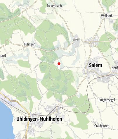 Karte / Markgräfinweiher/Martinsweiher