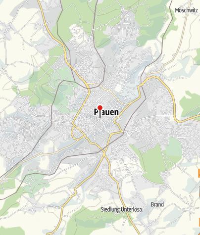 Karte / Landratsamt Vogtlandkreis