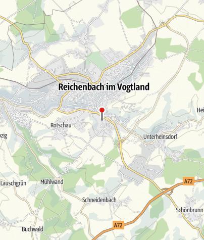 Karte / Vogtland Philharmonie Greiz/Reichenbach e.V.