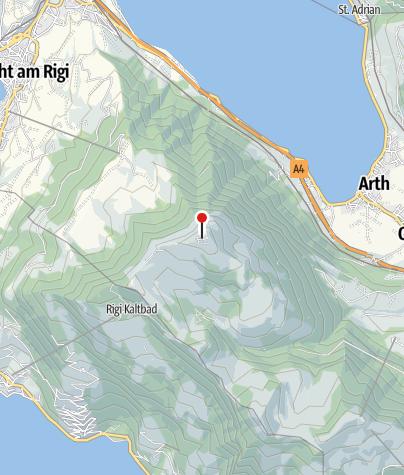 Carte / Rigi - Südseitensafari