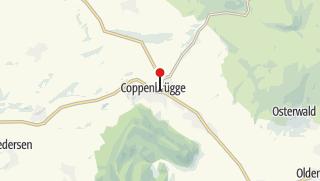 Karte / Ith-Hils-Weg: Außergewöhnliche Ausblicke