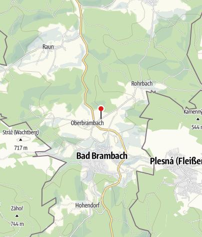 Karte / Bad Brambacher Mineralquellen GmbH & Co. Betriebs KG