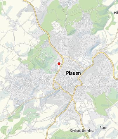 Mapa / IHK Chemnitz, Regionalkammer Plauen
