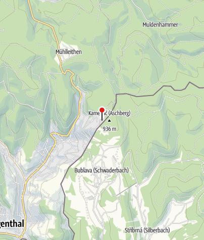Map /  Vogtland für Überflieger Sommerferien 2020