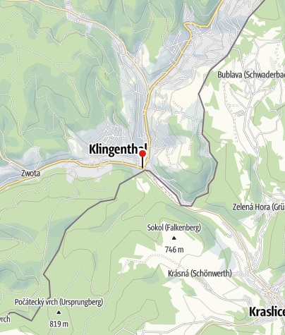 "Map / Internationales Mundharmonikafestival ""MuHa-Live"" Klingenthal"