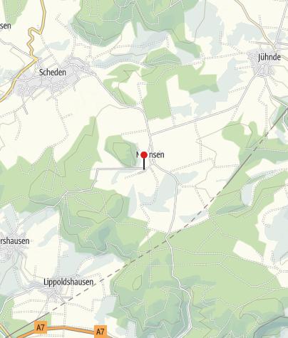 Karte / Heinrich Sohnrey Archiv  Jühnde