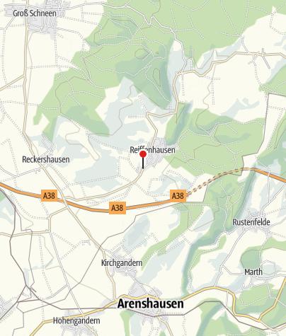 Karte / Gasthaus Deppe