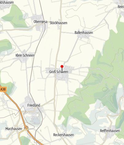 Karte / Gemeindebücherei Groß-Schneen