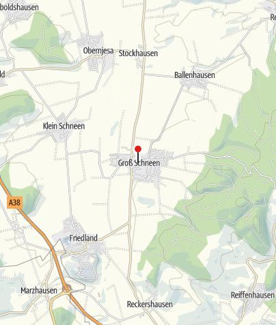 Karte / Hotel-Restaurant Schillingshof
