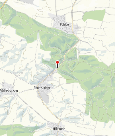 Karte / Quellenrestaurant an der Rhumequelle