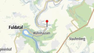 Karte / Landheim Haus Waldfried