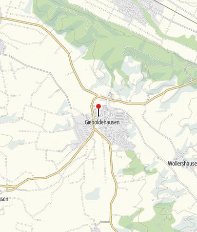 Karte / Bürgerservice Rathaus Gieboldehausen