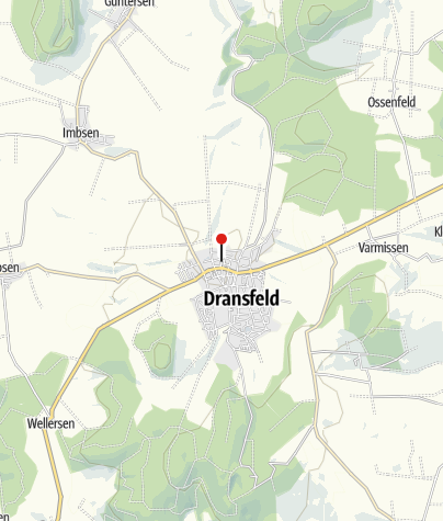 Karte / Stadt Dransfeld