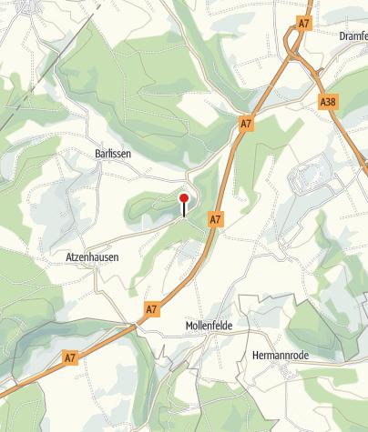 Karte / Dorfgemeinschaftshaus Dahlenrode