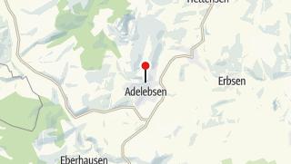 Karte / Ferienwohnung Sonnenberg