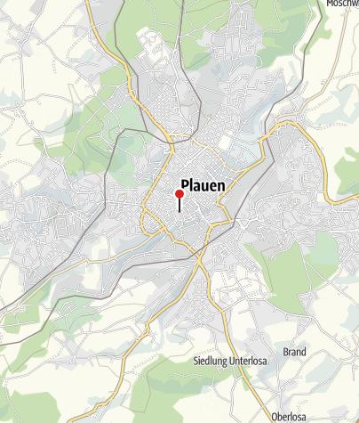 Karte / Das Wunder von Plauen 2020