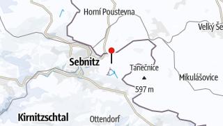 Map / Sebnitz