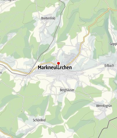 Karte / Osterbrunnen (Zschuke Brunnen) Markneukirchen