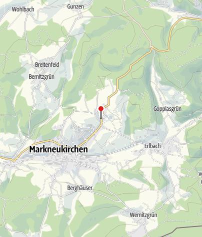 Karte / Osterbrunnen Wohlhausen