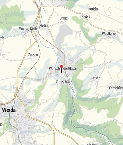 Karte / Gemeindegarten Wünschendorf