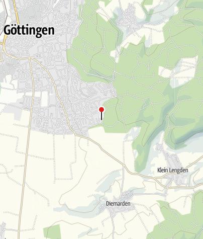 Karte / GDA-Hotel Göttingen