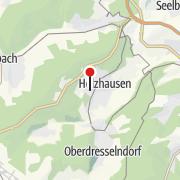 Karte / Naturweiher Holzhausen