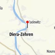 Karte / Ferienhaus Zum Göhrischblick
