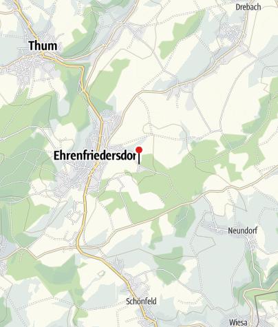 """Karte / Pension & Gaststätte """"Sommerfrische"""""""