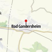 Karte / Roswitha von Gandersheim (um 935 - um 980)