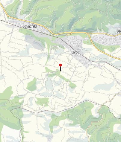 Karte / Unterstand am Beberteich