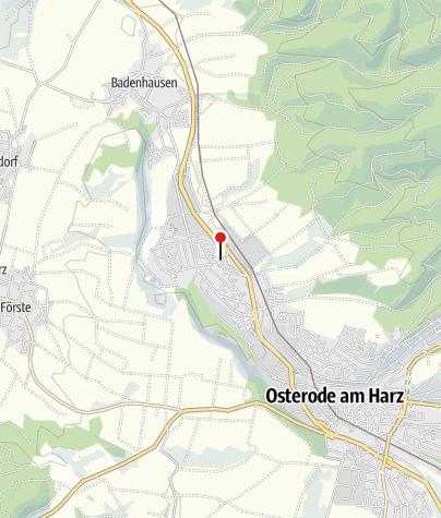 Karte / Gasthaus Dernedde