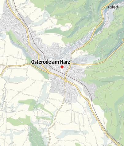 Karte / Ferienwohnung Inge Stöpler